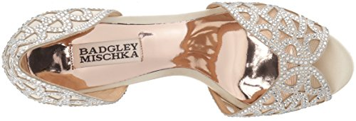 Badgley Mischka Womens Harris Pump Avorio