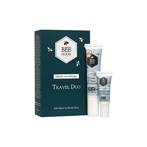 Bee Good Try Me Youth Enhancing Travel Duo Kit (Pack of 6) by Bee Good