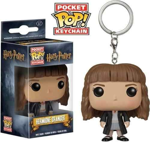 Chaveiro Hermione Granger - Funko Pop Pocket Harry Potter
