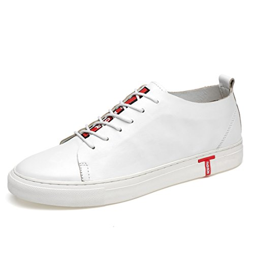Minitoo LHEU-LH8A29, Sneaker Uomo, Bianco (White), 40