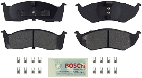 Bosch BE591H Blue Disc Brake Pad Set with Hardware