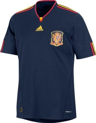 2010-11 Spain World Cup Away Shirt - Kids