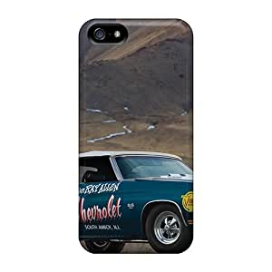 Durable Case For The Iphone 5/5s- Eco-friendly Retail Packaging(70 Chevy Chevelle Ss 454 Ls6)