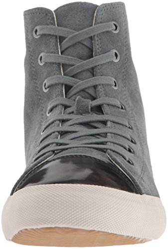 Seavees Mens 08/61 Army Issue High Wintertide Fashion Sneaker Charcoal