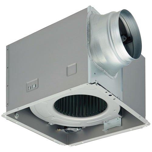 東芝キャリア ダクト用 換気扇 大風量形 鋼板 23cm DVF-XT23QDA   B01J9N9T6Y