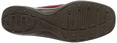 Hotter Women's Chile EXF Mary Janes Red (Red) V65b2