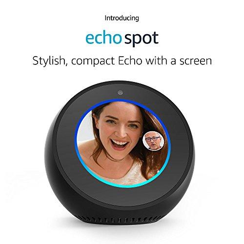 Echo Spot - Black