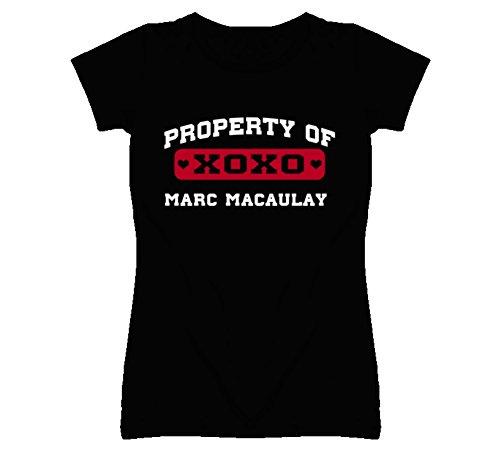 Marc Macaulay Trait of I Love T Shirt M Black