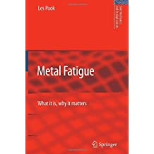 Metal Fatigue: What It Is, Why It Matters: 145 (Solid Mechanics and Its Applications)