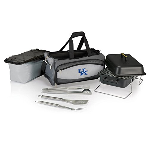 NCAA Kentucky Wildcats Buccaneer Tailgating Cooler with Grill by PICNIC TIME