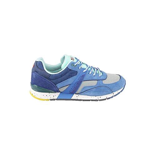 Bleu lt Chaussures Sneaker De Multicolore Rabari Hommes Napapijri fSRZ0qA