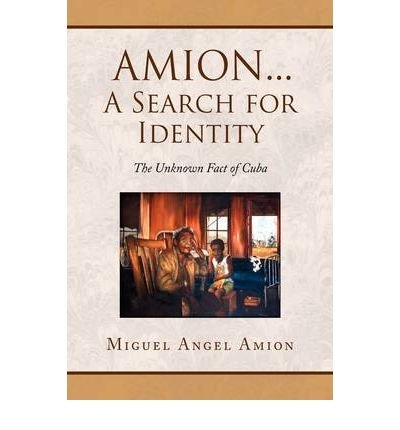 Amion   A Search For Identity  Amion   A Search For Identity   By Amion  Miguel Angel   Author  Feb 23 2009 Paperback