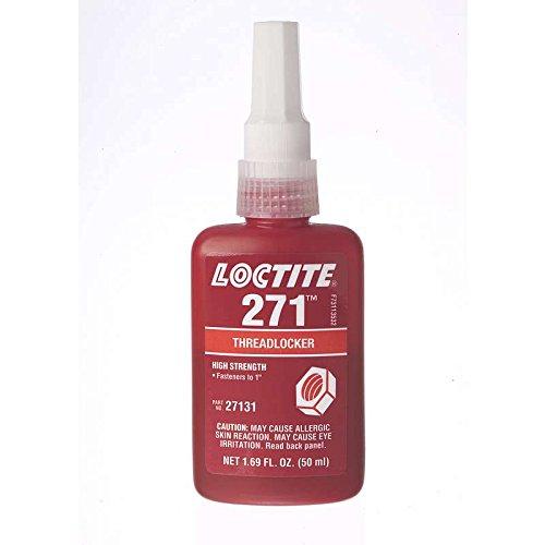 271 Threadlocker, High Strength, 50 ml Bottle