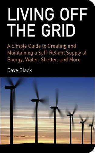 Books Living Off The Grid Book