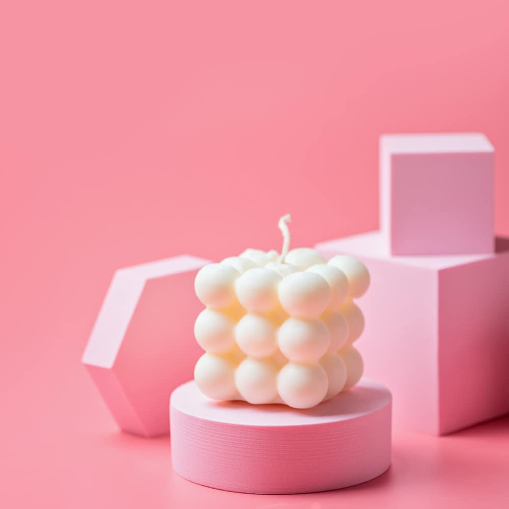 Shop ABOUND LIFESTYLE Bubble Candle from Amazon on Openhaus