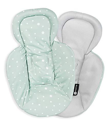 4moms Machine Washable Newborn Insert Soft, Plush Fabric