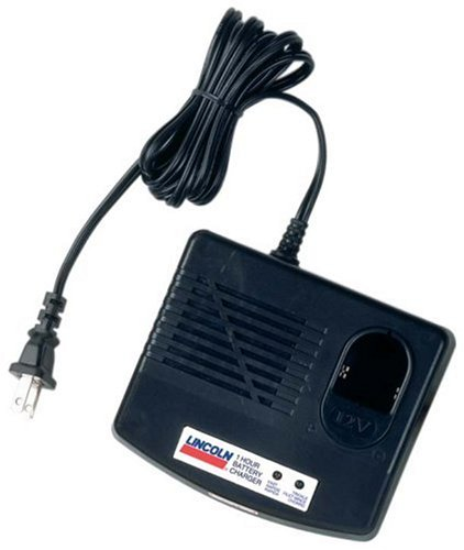 Lincoln Lubrication 1210 110 Volt One-Hour Fast Charger
