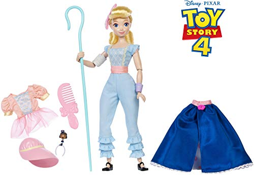 Disney Pixar Toy Story 4 Epic Moves Bo Peep Action Doll]()