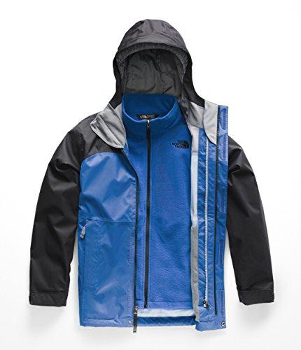 Triclimate Ski Jacket - The North Face Boy's Vortex Triclimate Jacket - Turkish Sea - L