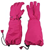 N'Ice Caps Little Kids 100 Gram Thinsulate Elbow Length Waterproof Snow Gloves