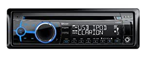 Clarion CZ302 CD Receiver with USB Control for iPod/iPhone