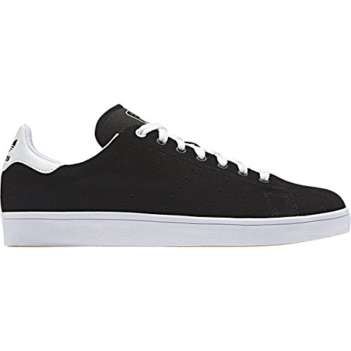 f87bbc72e7c Galleon - Adidas Stan Smith Vulc Sneakers Core Black Core Black Future  White Mens 10.5