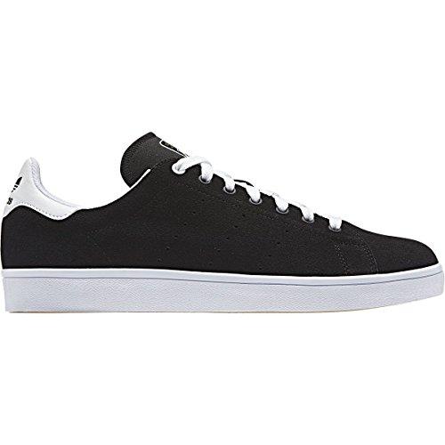 8192b4e4c72b Galleon - Adidas Stan Smith Vulc Sneakers Core Black Core Black Future White  Mens 10.5