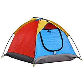 Giga Tent Mini Dome Toy Tent  sc 1 st  Amazon.com & Amazon.com: Lucky Bums Quick and Portable Camp Tent Blue: Sports ...