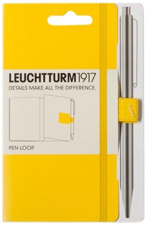 118 opinioni per Leuchtturm 1917- Anello laterale porta penna per agenda, supporto adesivo Cedro