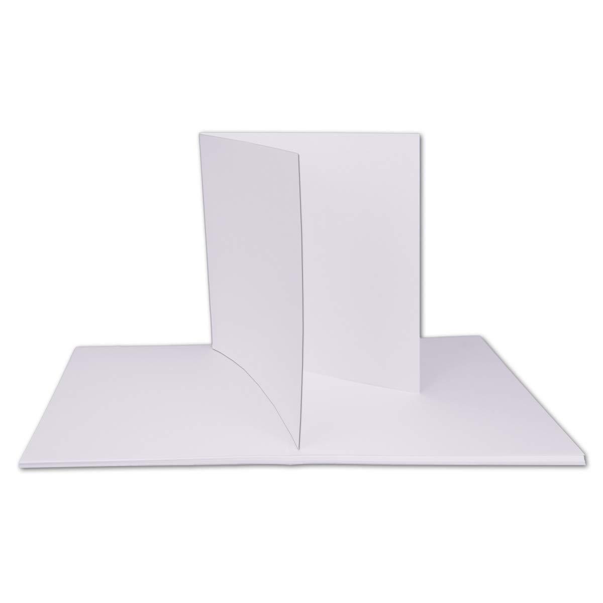 Quadratisches Falt-Karten-Set I 15 x 15 cm cm cm - mit Brief-Umschlägen & Einlege-Blätter I Royalblau I 75 Stück I KomplettpaketI Qualitätsmarke  FarbenFroh® von GUSTAV NEUSER® B07Q5X2FYY | Verkauf  c0f645