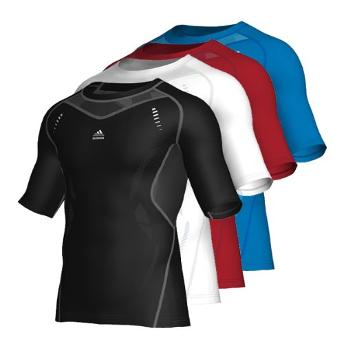 Adidas PREP PERFORMANCE T Shirt Hombre Techfit