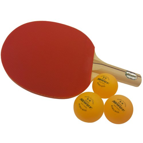 Newgy Ping-Pong Paddle Table Tennis Racket