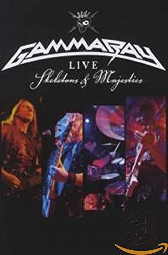 Skeletons & Majesties Live [Alemania] [DVD]