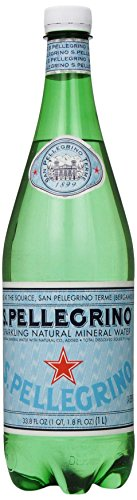 Price comparison product image S.Pellegrino Sparkling Natural Mineral Water,  33.8 fl oz.