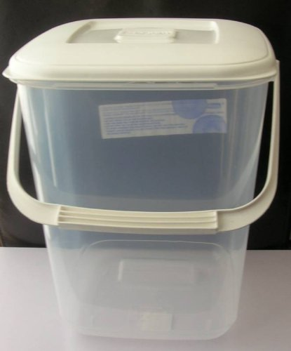 Large 10 litre Food Storage Container Air Tight Lid Handle Amazon