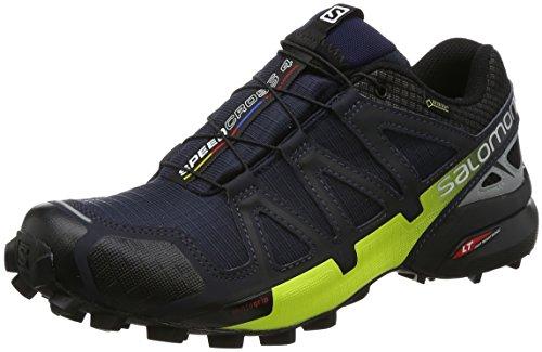 Blue 3 Nocturne Blazer Rise Low Speedcross Salomon EU Boots Punch 1 Blue Ombre Turquoise Hiking Navy 49 Men's GTX 4 Lime q7cSWU