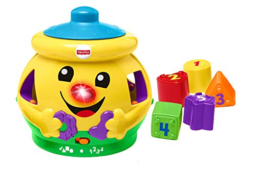 (Fisher-Price Laugh & Learn Cookie Shape Surprise)