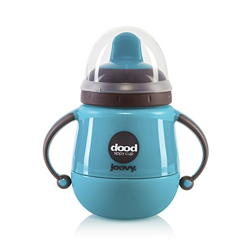 Joovy Sippy Insulator Turquoise Ounce