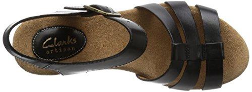 Clarks-Shoes Vertriebs-GmbH 26114934 Größe 36 Schwarz (schwarz)