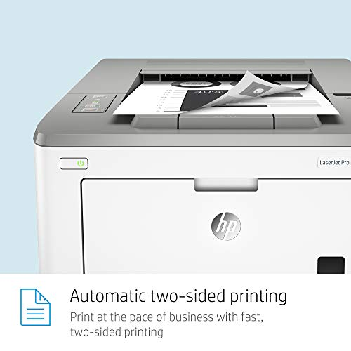 HP Laserjet Pro M118dw Wireless Monochrome Laser Printer with Auto Two-Sided Printing, Mobile Printing & Built-in Ethernet (4PA39A) by HP (Image #4)