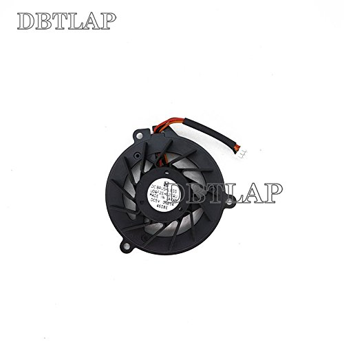 (DBTLAP Laptop CPU Fan for Asus M5000 S5200 M5N UDQF2EH02CQU M5305 M5309 M5300 CPU Fan)