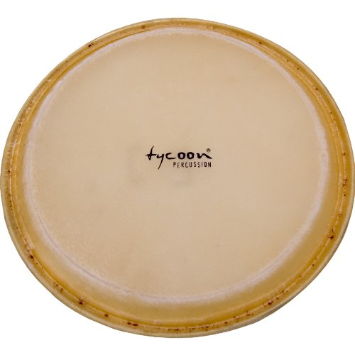 Tycoon Percussion Standard Replacement 12.5 Inch Tumba Head (Water Buffalo) by Tycoon Percussion