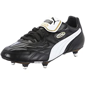 Puma King Pro Leather Soft Ground (SG) Soccer Cleats
