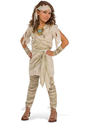 Rubies Costume Child's Undead Diva Mummy Costume, Large, Multicolor