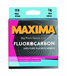 Maxima Fishing Line One Shot Spools, Clear, 40-pound200-yard