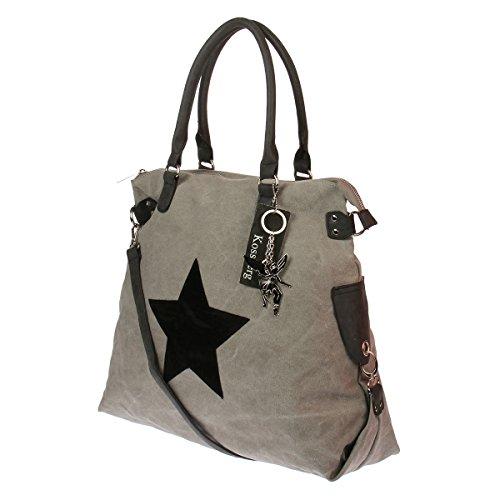 femme avec F sac 3151 sacoche 1 modèle bandoulière Sac shopper cuir Kossberg pour étoile 1 à sac en 4XwxB7