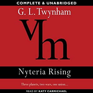 Nyteria Rising Audiobook