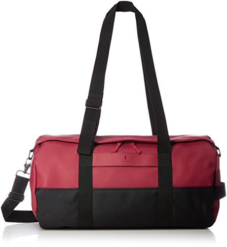 Stone 50 Red liters Rains Grey 30 cm Duffel Rojo Scarlet Travel Duffle 4zR8Bq