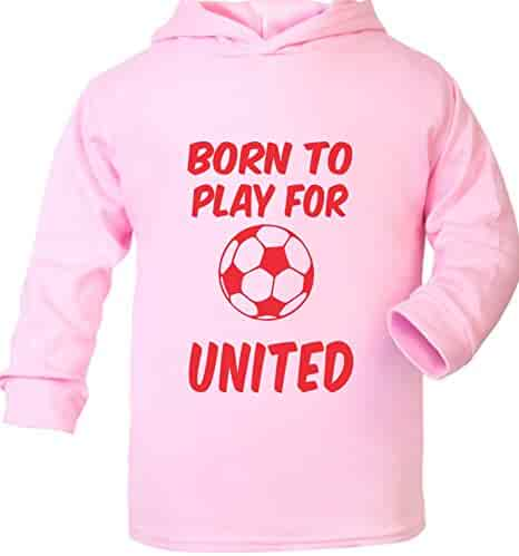 Born To Play For England Football  Cute Present Baby New Born Gift  Supersoft Ba