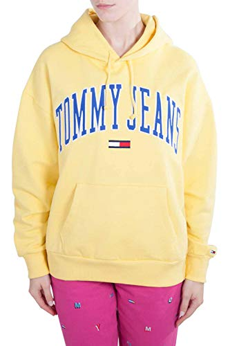 Mujer Para Tommy Con Sudadera Jeans Capucha w78qX7